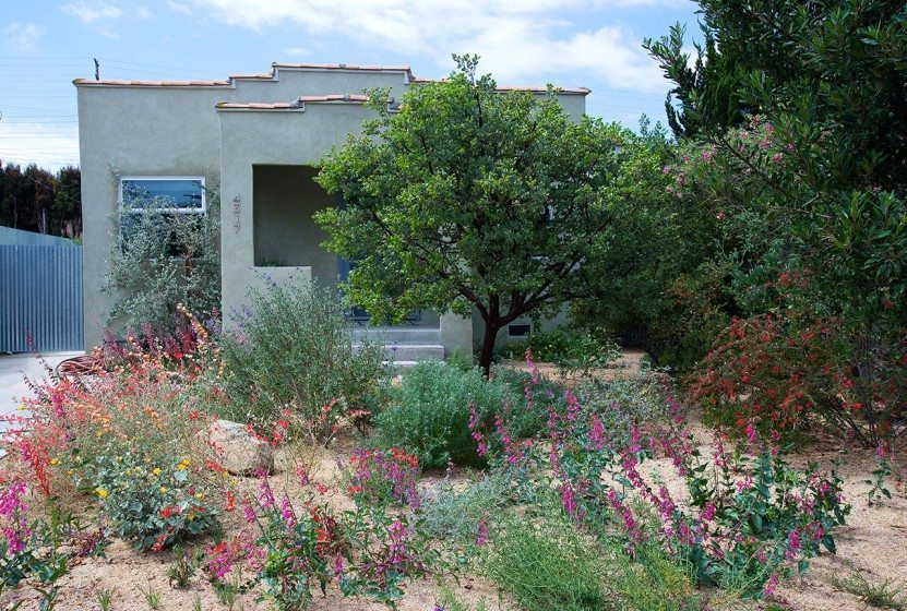 The new vocabulary of urban landscaping for southern california the nature of cities for Gardens in southern california