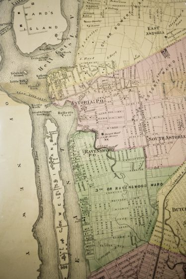 I THINK these are all 1873 Beers Maps, for Newtown/Long Island City/Astoria