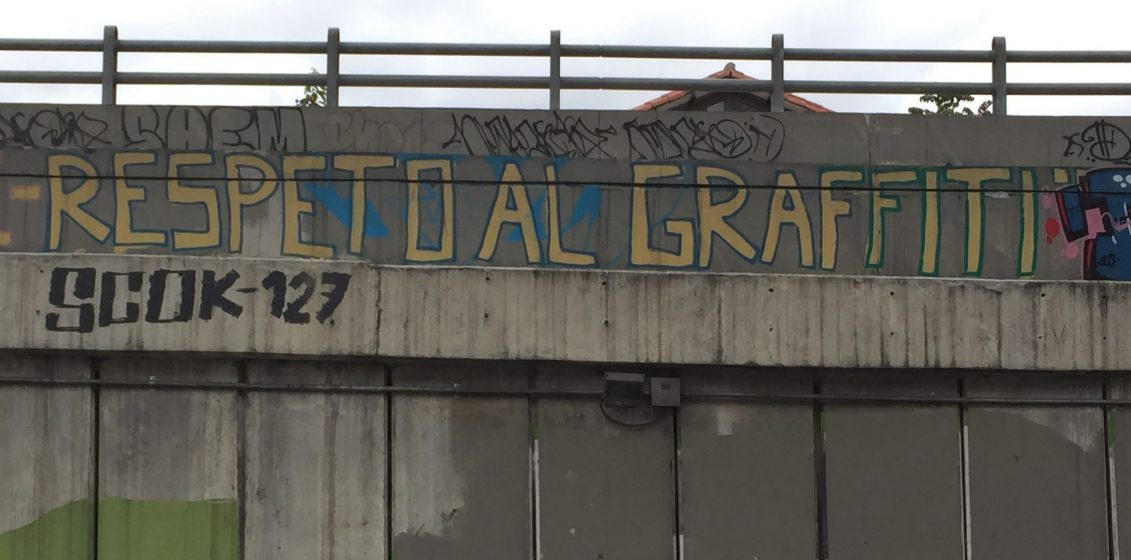 Graffiti and street art can be controversial, but can also be a