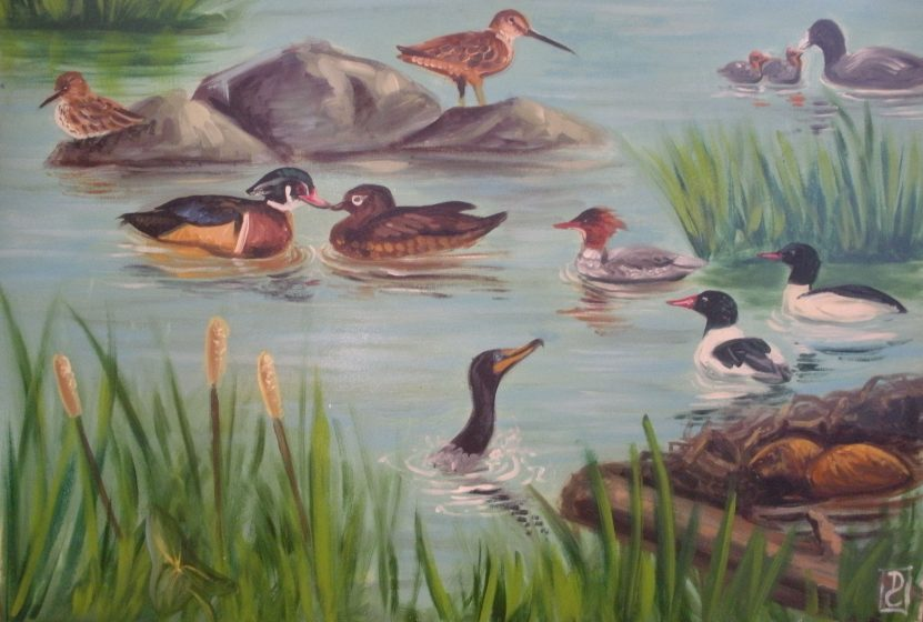 Image 5 Dan Cohen painting