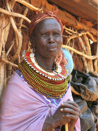Aten Women's Group in Isiolo PHOTO Valerie Gwinner