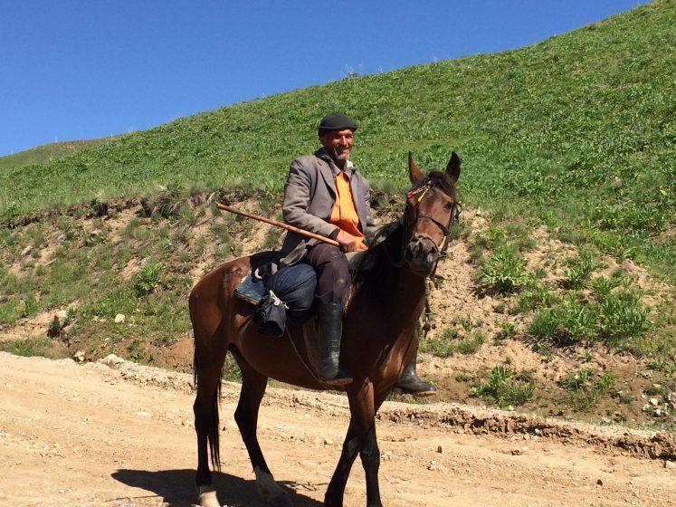 tajik-horseman