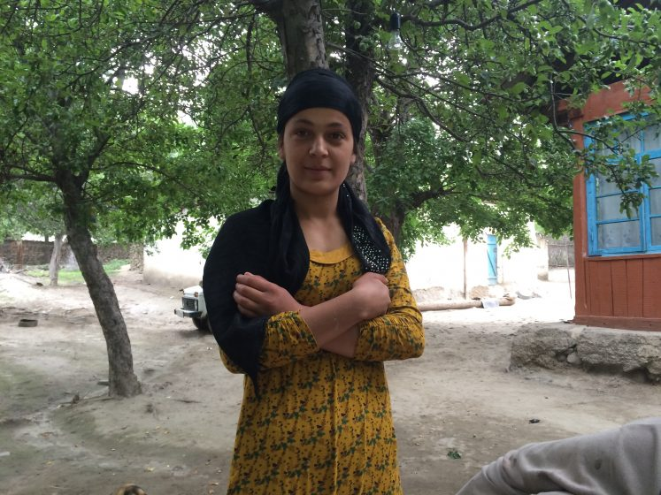 tajik-young-woman