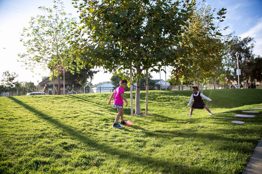 Watts neighbors build a much needed park in los angeles for How much to park at lax