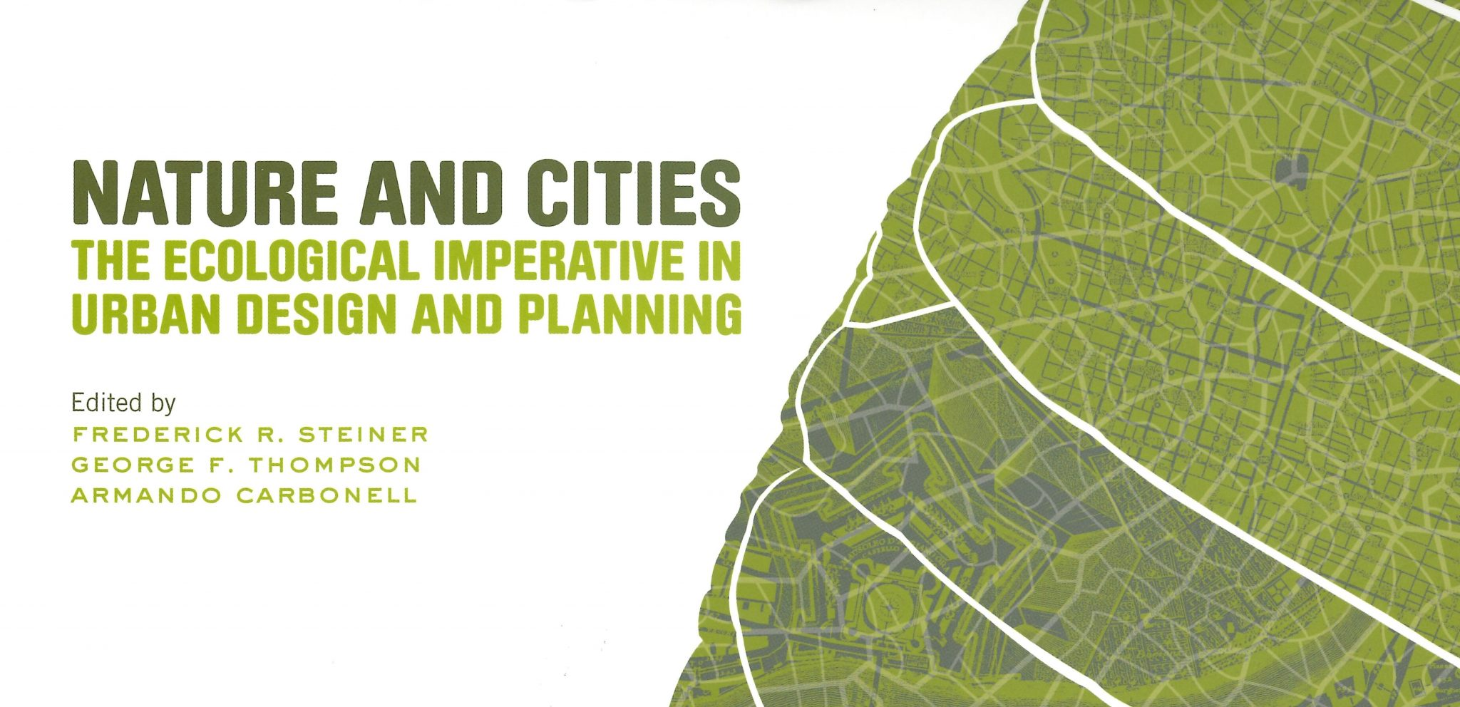 Designing urban nature the domain of ecologically for Urban nature