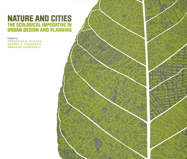 Nature Book Cover Design : Designing urban nature the domain of ecologically