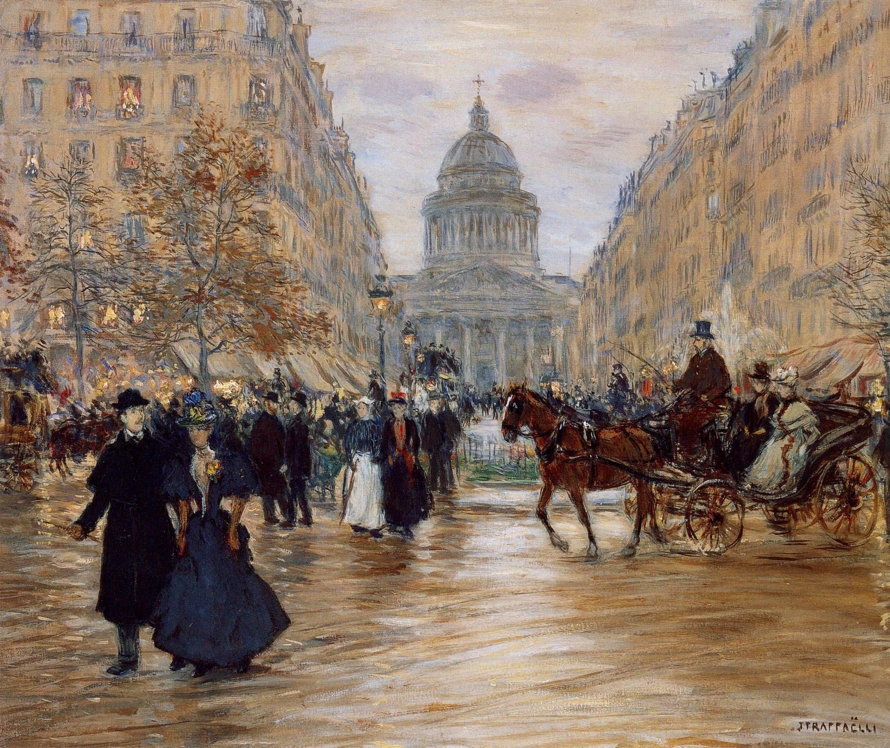 French Landscape Painters