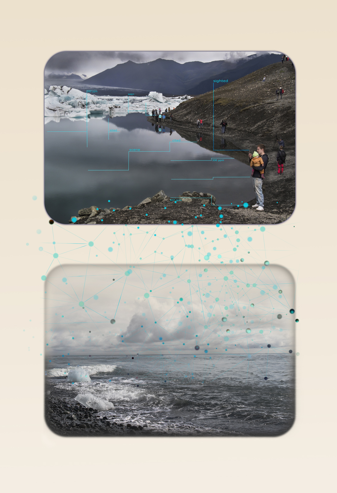 The Nature Of Cities An Idea Hive Green City Building Snake Skeleton Diagram Beautiful Scenery Photography Networking With At Two Outlet Glaciers Part Vatnajkull Southeast Iceland Photo Marguerite Perret