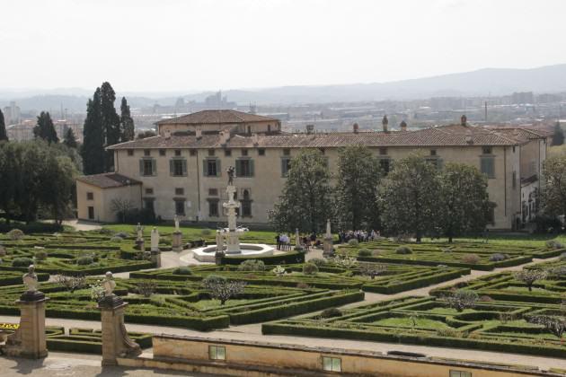 tuscany villa park biodiversity