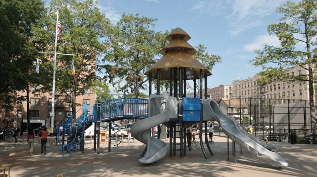 Pearly Gates Playground in the Bronx. Credit: NYC DPR
