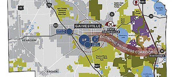 Gainesville Map_1