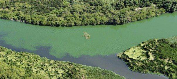 Water bodies of Jacaperaguá watershed