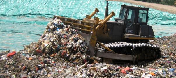 Beijing Landfill
